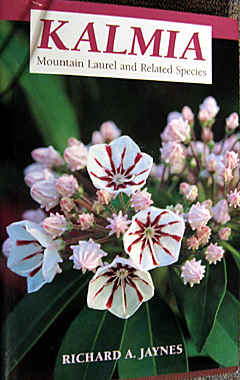 the famous book about the genus Kalmia