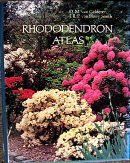 'Rhododendron Atlas in Dutch AND English